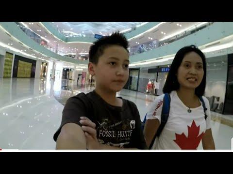 Daniel vlog  ke Batik Keris Ciputra world dan Pakuwon Mall SURABAYA. Made in INDONESIA.