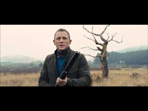 Target practicing with a hunting rifle [James Bond Semi Essentials]