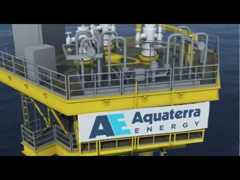 Aquaterra Energy Sea Swift Platforms