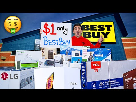 I Opened A $1 Best Buy Store