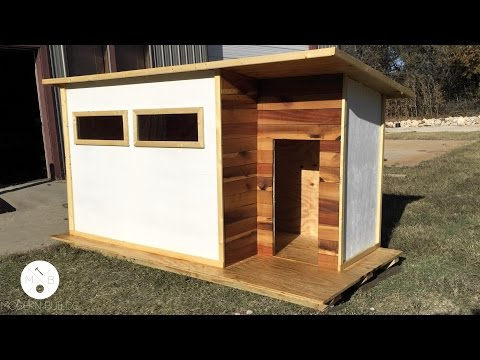 36 Free DIY Dog House Plans Ideas for Your Furry Friend