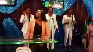 Download Olukemi Funke ministering in High Praises at RCCG Mount Zion, London Praise day MP3 song and Music Video