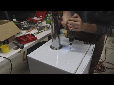 DIY Kegerator from a minifridge