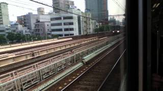 Repeat youtube video 【併走バトル】 阪急7000系特急 vs JR223系新快速