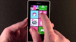 Nokia Lumia 521 from T-Mobile Overview