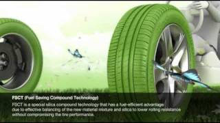 видео Hankook Optimo Kinergy Eco K425