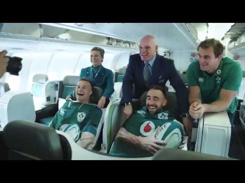 IRFU departs for Chicago