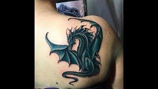 Gambar cover Tatuajes de Dragones  -*** Ideas para tu tatuaje ***