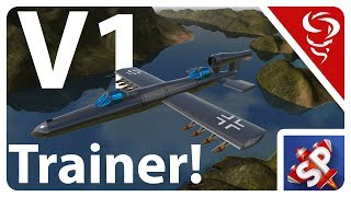 V1 Bomb Trainer!?  | Simple Planes | Pt 11 Mp3