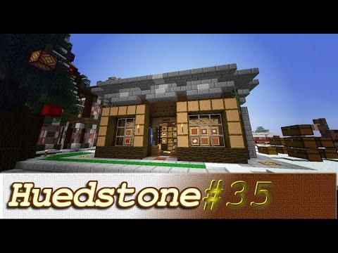 Huedstone E35: O shop de itens maravilhosos | Minecraft | +Uma