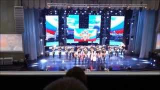Концерт на день полиции. Петербург БКЗ. 09.10. 2012