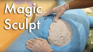 Magic Sculpt Tutorial - The Magic of Magic Sculpt