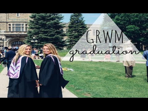 Get Ready With Me: UWO Convocation