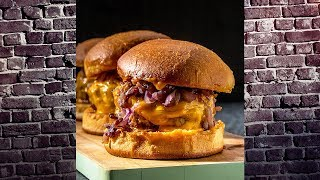 Arda'nın Mutfağı - Cheeseburger Tarifi