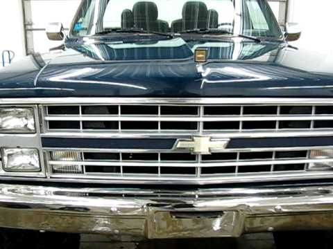 1987 Chevy Truck For Sale Excellent Condition Youtube