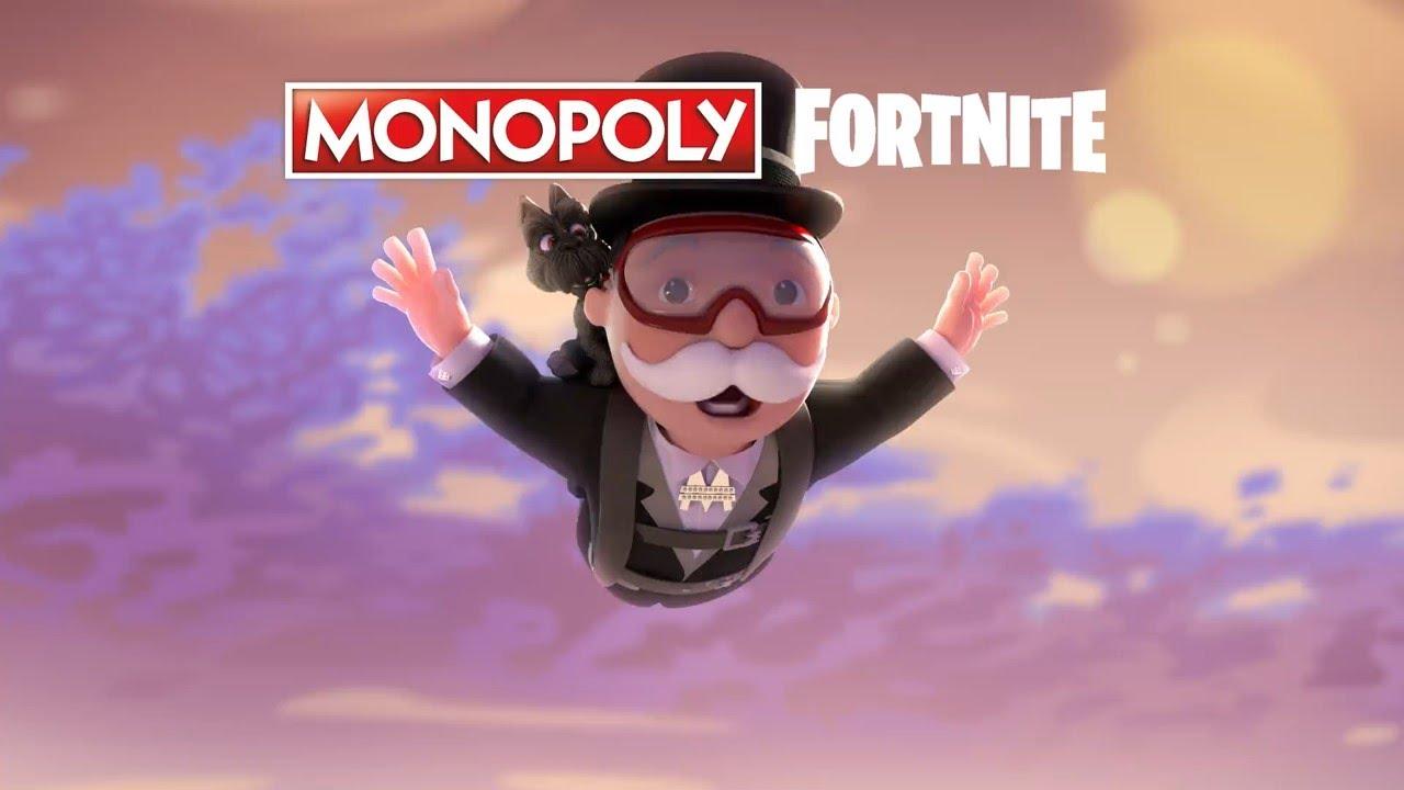 Hasbro México | Monopoly Fortnite