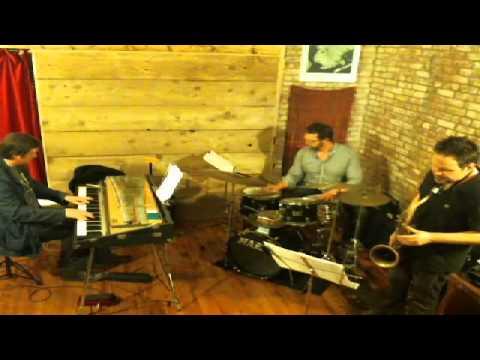 Heavy Merge Trio - Jason Rigby/Jeff Davis/Russ Lossing @ SEEDS