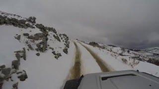 Jeep JK Snow Trip - Lebanon 2016