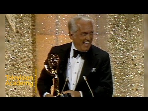 Ted Knight Wins Outstanding Supporting Actor in a Comedy Series  Emmys Archive 1976