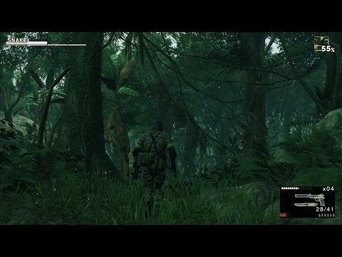 MGSV - Memories Of Snake Eater. [Fox Engine]