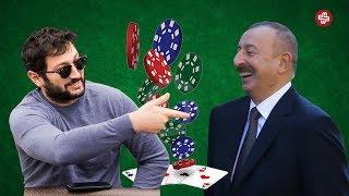 Azərbaycanın ən güclü qumarbazı İlham Əliyevin bibisi nəvəsidir