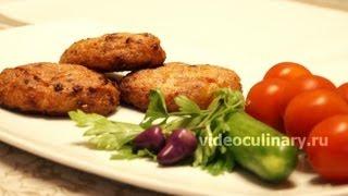 Котлеты из рыбы, запеченные в духовке - Рецепт Бабушки Эммы