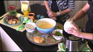 Crock Pot Monday - Southwestern Breakfast Casserole (crock Pot Girls)