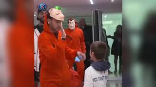 Neymar funny costumes for Halloween