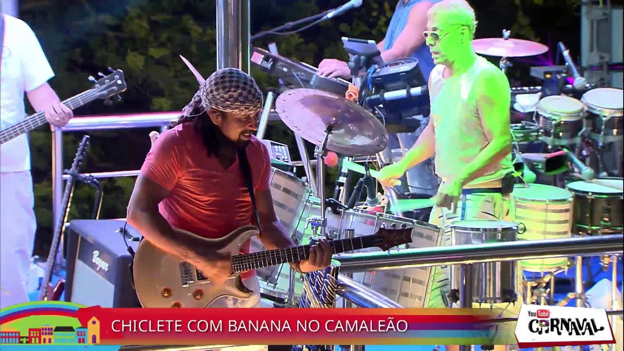 musicas do chiclete com banana carnaval 2013