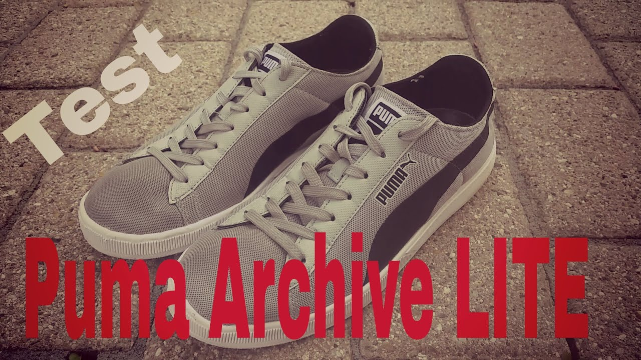 Puma Archive Lite...the best football shoes    - SKILL TEST - YouTube 11fa592c1
