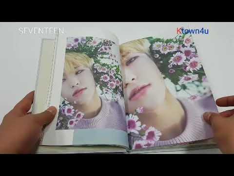 [Ktown4u Unboxing]: Seventeen - Album Vol.2 [TEEN, AGE] (WHITE Ver.)