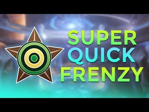 Super Quick Frenzy! (Onyx Tier)