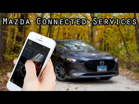Mazda Connected Services and How To Install It!