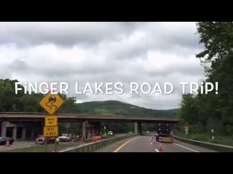 Finger Lakes Road Trip 2016!