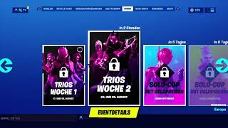 FORTNITE FREE GALAXY SKIN-ALLEMAGNE