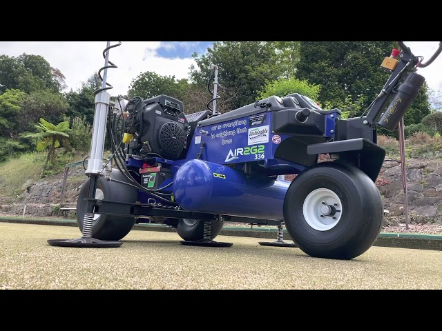 AIR2G2 by Sustainable Machinery