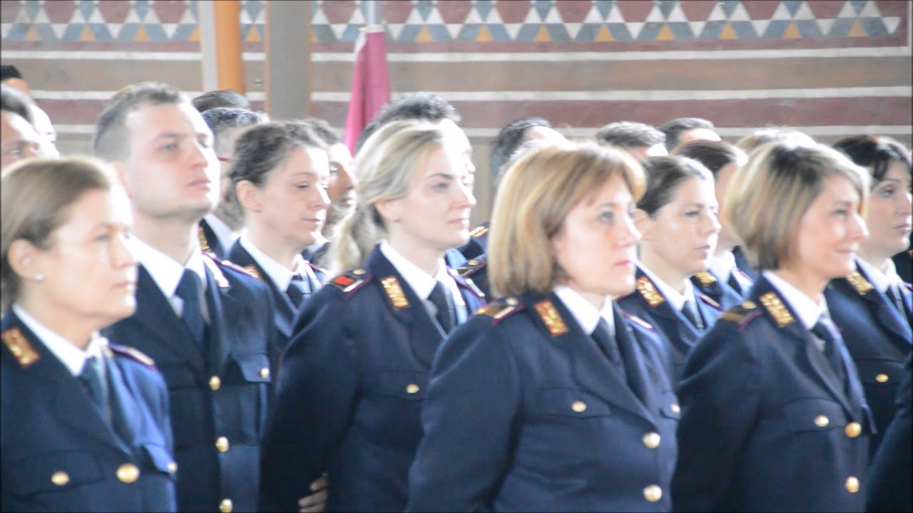 Piacenza24 - Cerimonia di chiusura del 9^ corso di formazione per allievi  vice ispettori di polizia