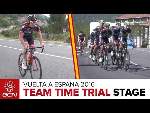 Vuelta A España 2016 Stage 1 Team Time Trial Course Preview