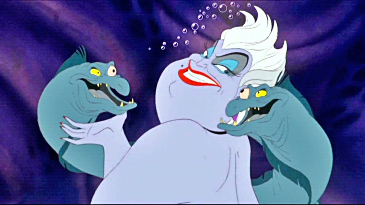 Uncategorized Ursula Mermaid ursula poor unfortunate souls the little mermaid remake youtube