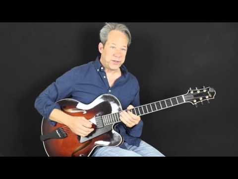 Barry Greene - Lesson #2 - Next Top Guitar Instructor