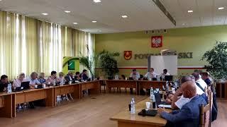 XLVII sesja Rady Miejskiej w Łasku