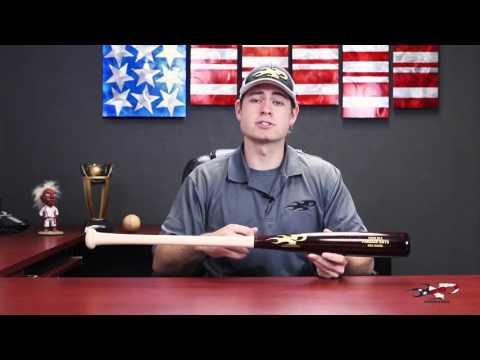 P161 Wood Baseball Bat