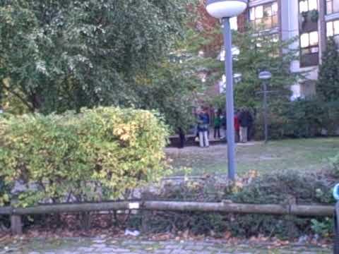 Hitlers bunker Berlin Fuhrerbunker October 20 2009