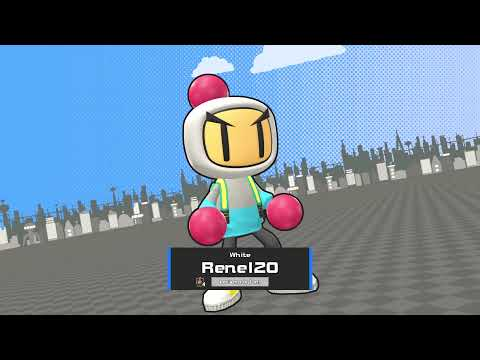 Renel20 Gaming playing SUPER BOMBERMAN R ONLINE |