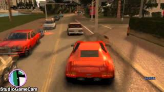 GTA IV Vice City Rage Mod Polski Gameplay