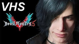 "Devil May Cry 5 - Трейлер ""V"" на русском - VHSник"
