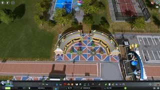 Drugi, mniejszy park rozrywki - Cities: Skylines S07E62