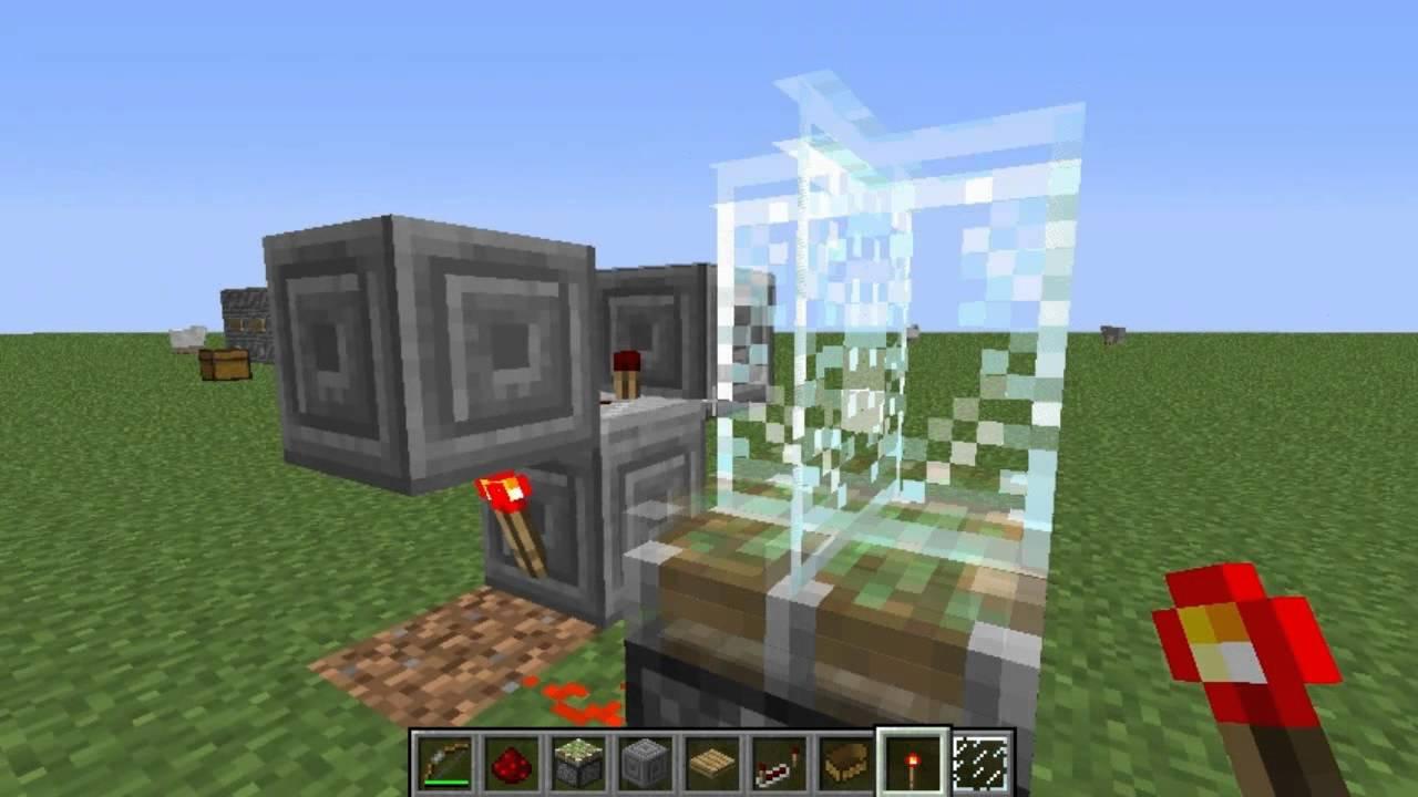 Wireless Redstone Mod 1 2 5 Wire Center Wiring Vertical How To Make On Minecraft Vanilla 4 No Mods Rh Youtube Com Bug