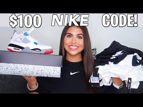$100 Nike Promo Code 2020🛍️  FREE Nike $100 Discount Code In Under 5 Minutes!🛍️  Working JULY 2020