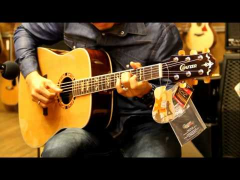 Crafter D18CD/N EQ by AcousticThai.Net